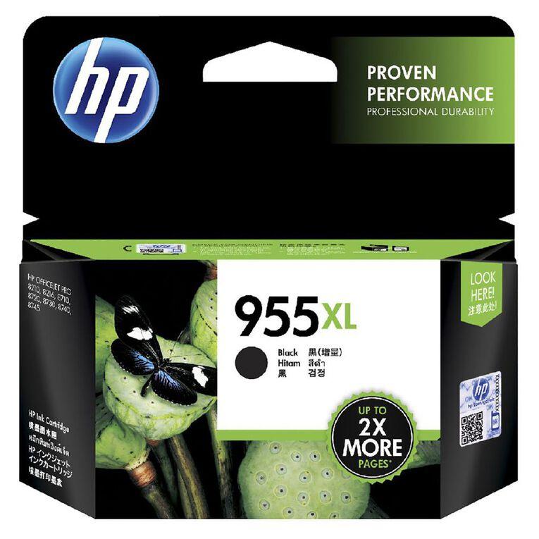 HP 955XL Ink - Black, , hi-res