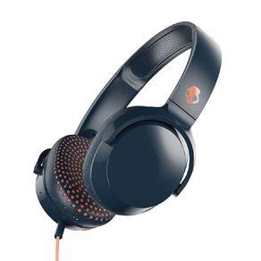 Skullcandy Riff On Ear Headphones - Blue/Speckle/Sunset