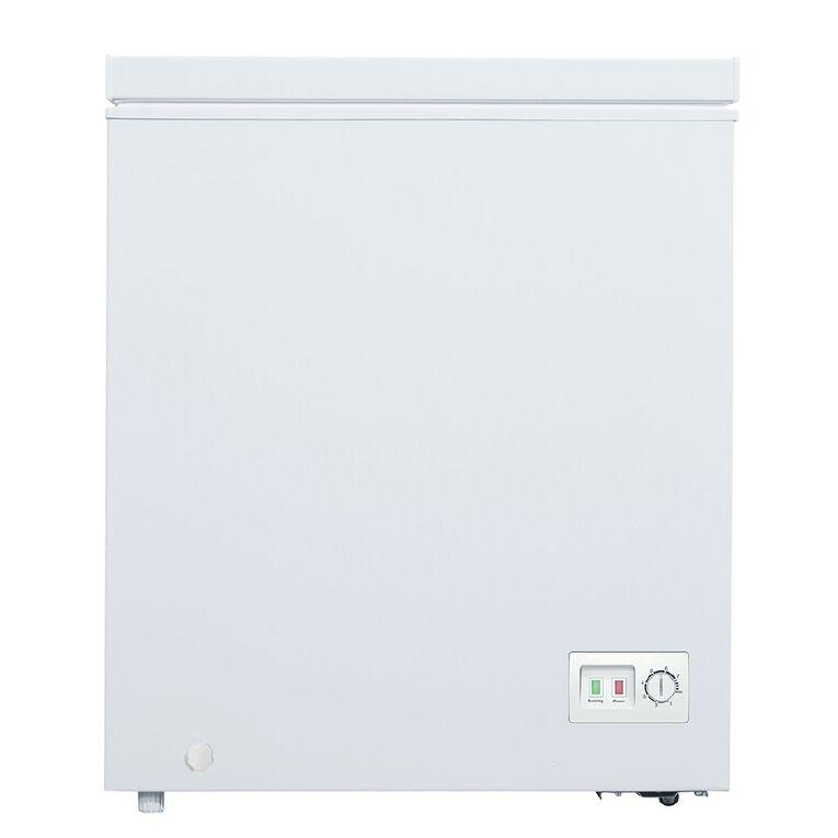 Tuscany 145LChest Freezer- White, , hi-res