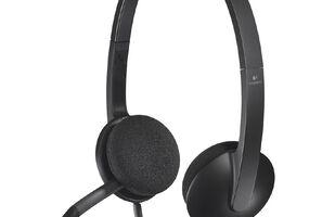 Logitech H600 Wireless Headset - Noel Leeming