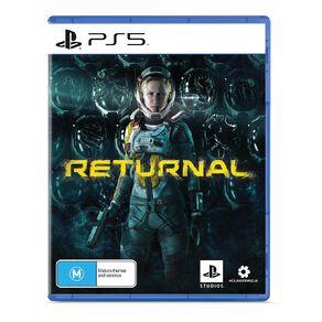 PlayStation 5 Returnal