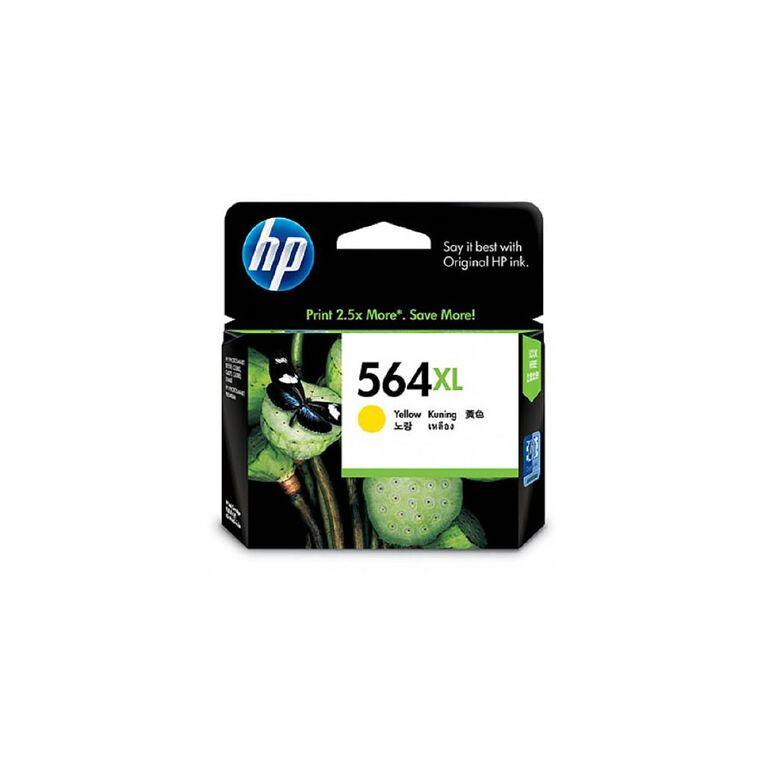HP 564XL Ink - Yellow, , hi-res