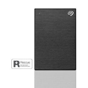 Seagate 1TB One Touch Portable - Black