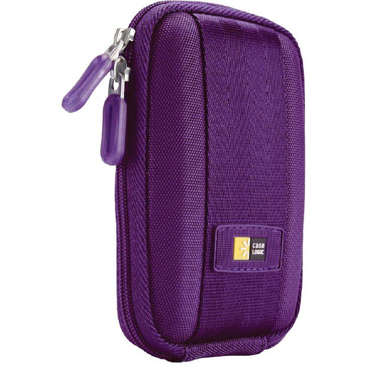 Case Logic Compact Camera Case - Purple, , hi-res