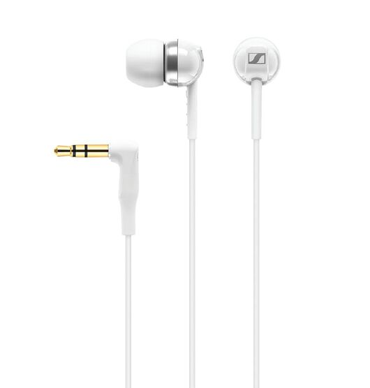 Sennheiser CX 100 In-Ear Headphones - White