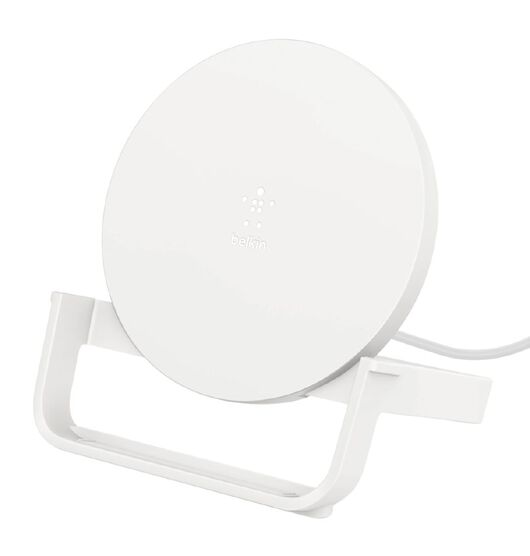 Belkin BOOST UP CHARGE 10W Wireless Charging Stand - White
