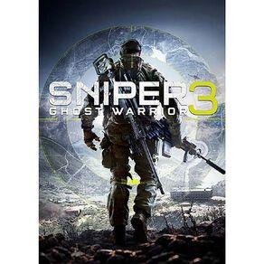 S Sniper Ghost Warrior 3 PC
