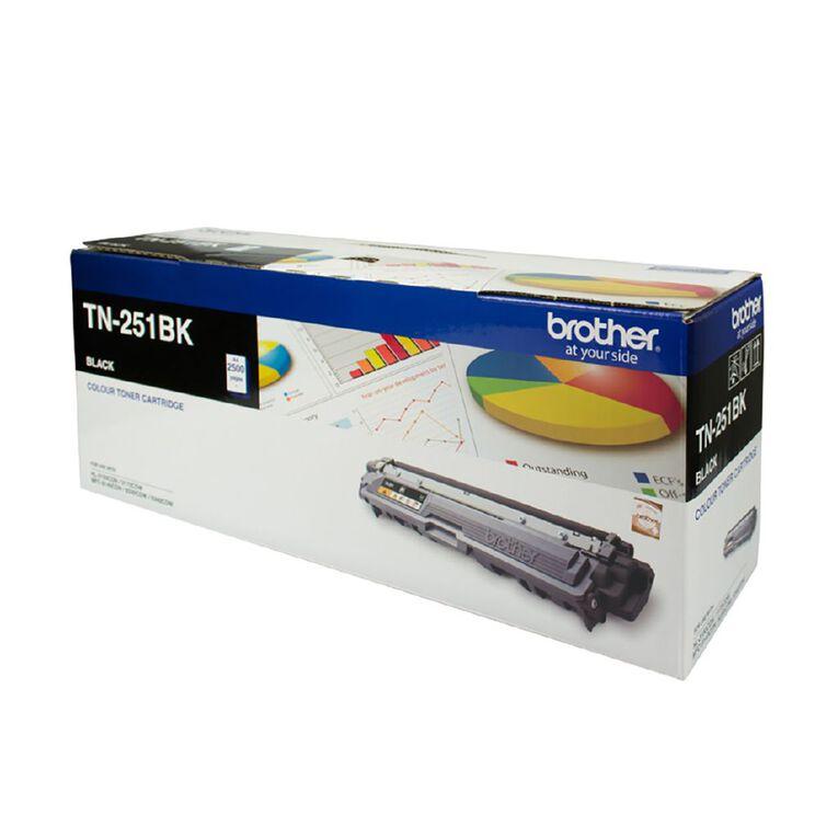 Brother TN251BK Toner - Black, , hi-res