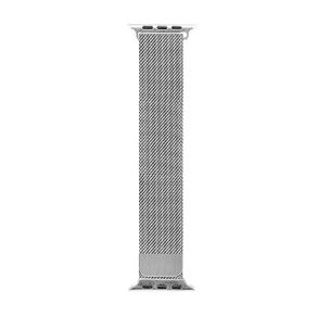 3SIXT Apple Watch Band - Mesh - 38/40mm - Silver