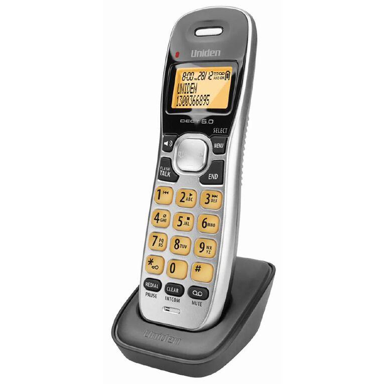 Uniden DECT1705 Additional handset DECT17xx series, , hi-res