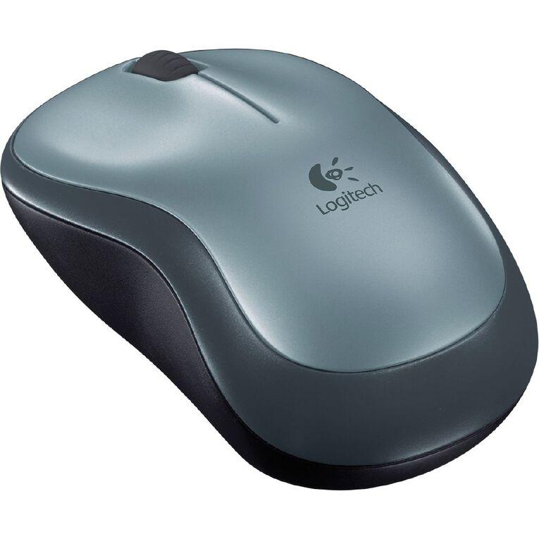 Logitech Wireless Mouse M185 - Black, , hi-res
