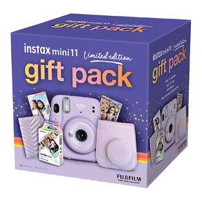 Fujifilm Instax mini 11 Purple Limited Edition Gift Pack