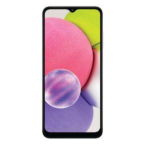 Samsung Galaxy A03s with Bonus prepay Sim - White