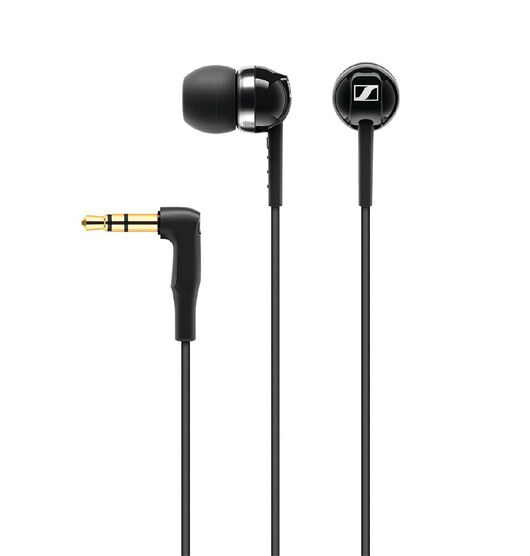 Sennheiser CX 100 In-Ear Headphones - Black