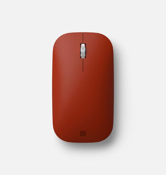 Microsoft Surface Mobile Mouse - Poppy Red