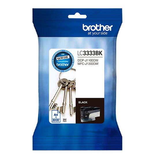 Brother LC3333BK Ink