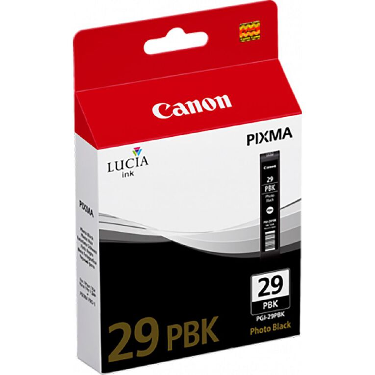 Canon PGI-29 Ink - Photo Black, , hi-res