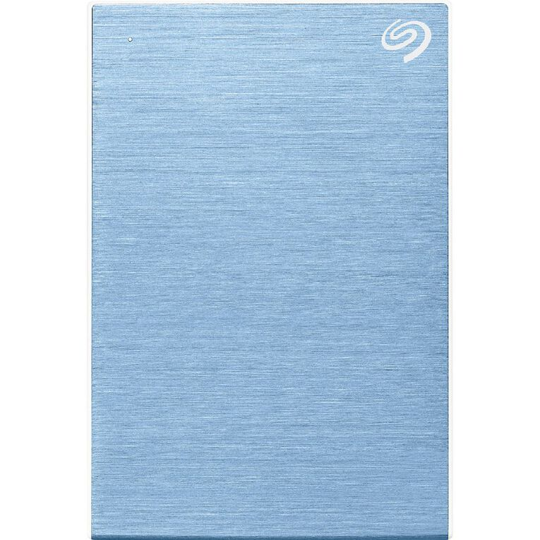 Seagate 2TB One Touch Portable - Blue, , hi-res