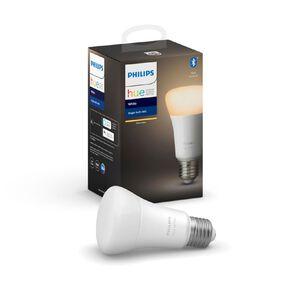 Philips Hue Warm White Bulb with Bluetooth 9W A60 E27 (Edison Screw Base)
