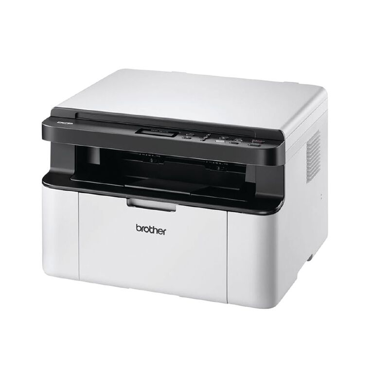 Brother Multifunction Mono Laser Printer - DCP1610W, , hi-res