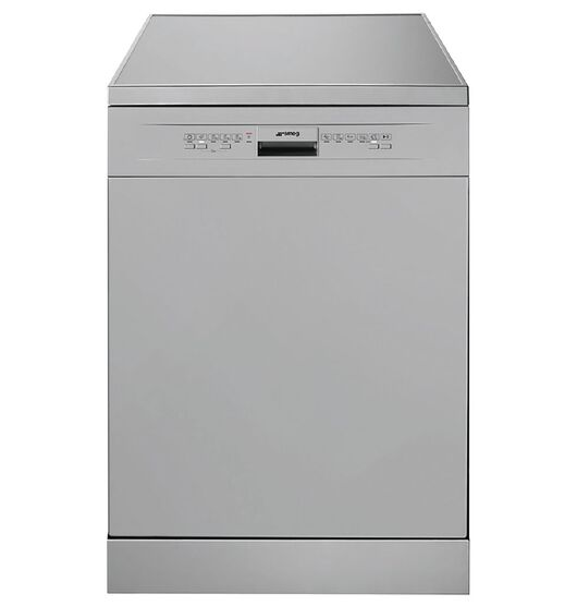 SMEG 60cm Stainless Steel Freestanding Dishwasher