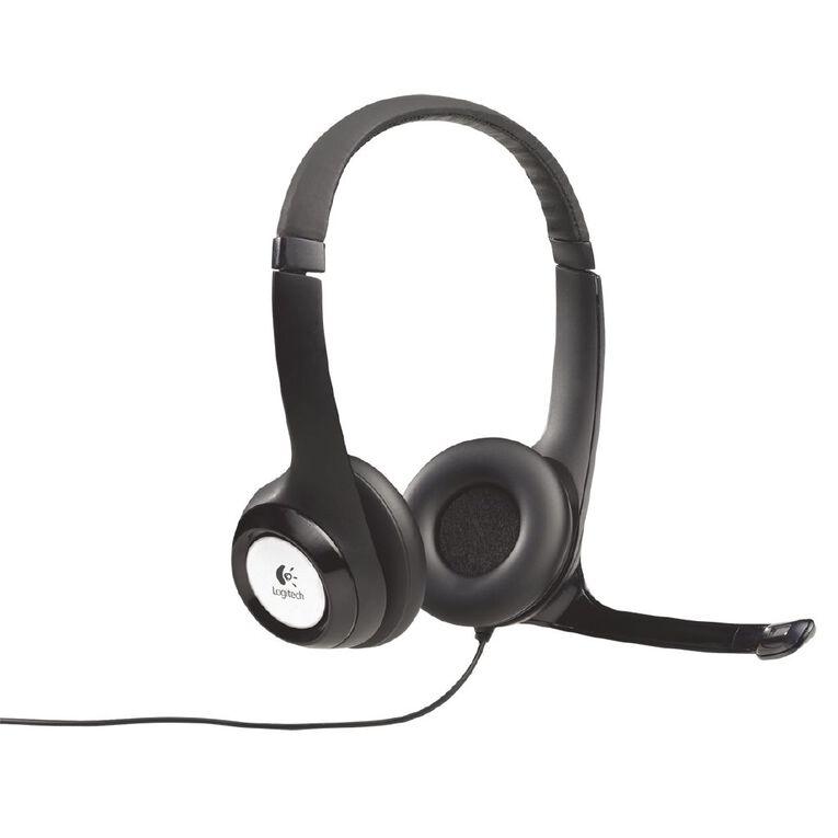 Logitech H390 USB Digital Headset, , hi-res