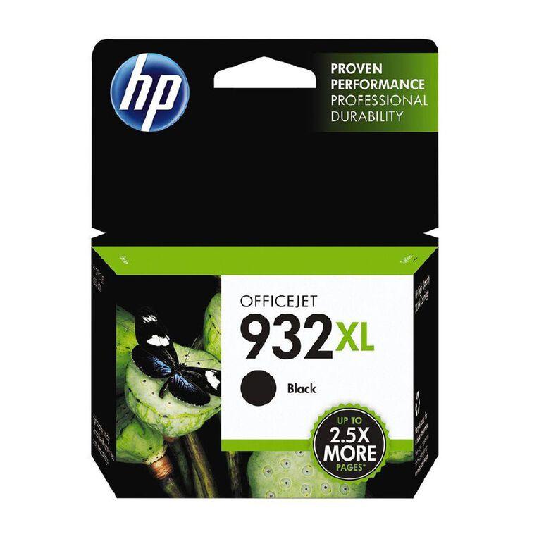 HP 932XL Ink - Black, , hi-res