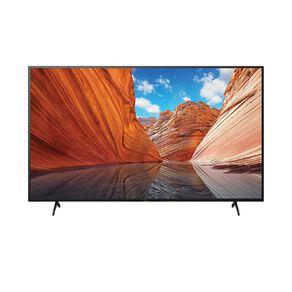 "Sony 50"" X80J 4K LED 2021 Television"