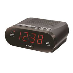 Teac CRX420U Alarm Clock Radio with USB Charge