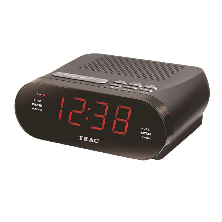 Teac CRX420U Alarm Clock Radio with USB Charge, , hi-res