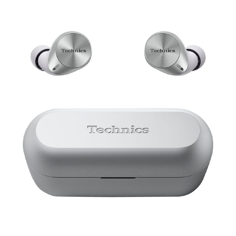 Technics True Wireless ANC Superior Call Quality headphones Silver, , hi-res
