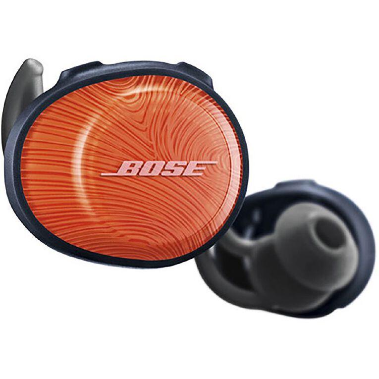 Bose SoundSport® Free Wireless In-Ear Headphones Orange/Navy, , hi-res