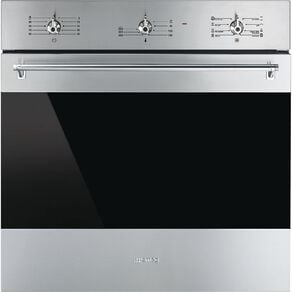 SMEG 60cm Thermoseal Wall Oven with Timer