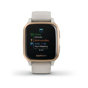 Garmin Venu SQ Smartwatch Light Sand/Rose Gold - Music Edition