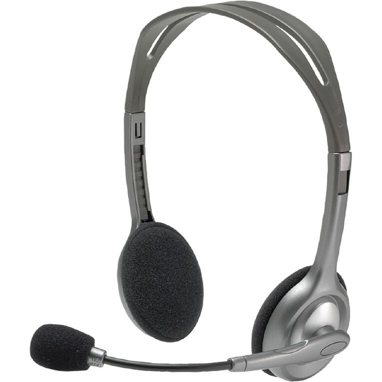 Logitech H110 Stereo Headset, , hi-res