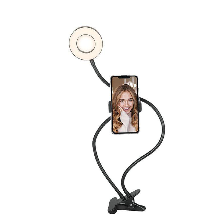 Cygnett V-Classic 2-in-1 Selfie Ring Light, , hi-res