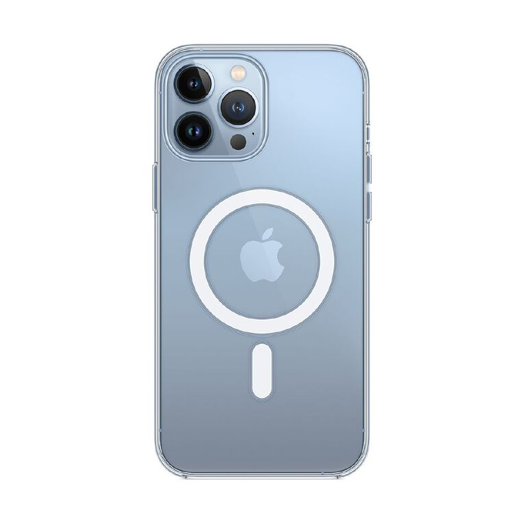 Apple iPhone 13 Pro Max Clear Case with MagSafe, , hi-res