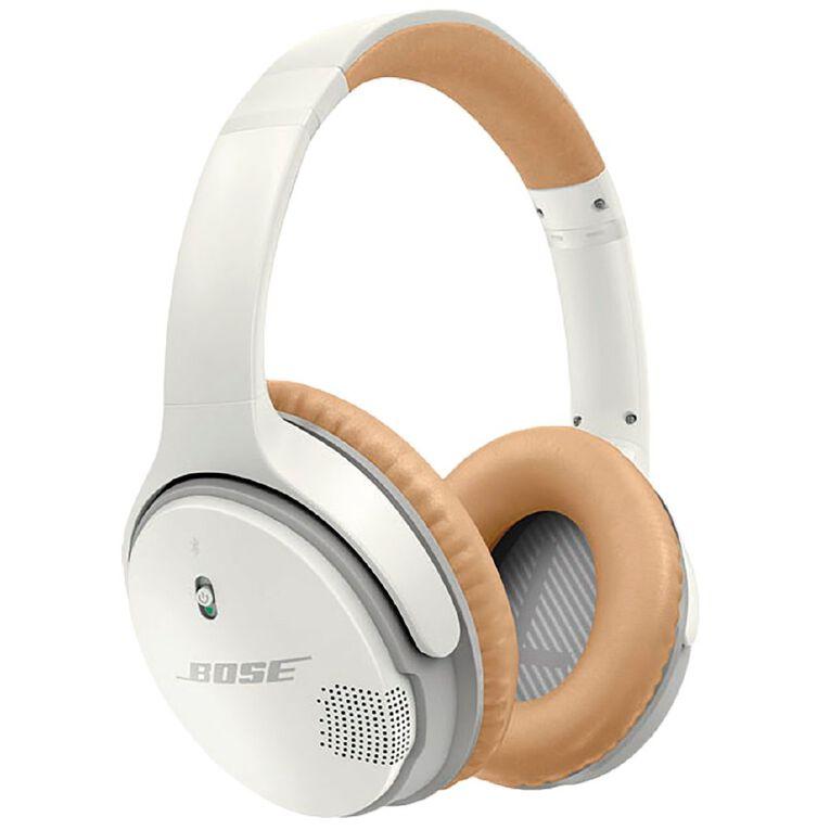 Bose SoundLink® II Around Ear Wireless Headphones White, , hi-res