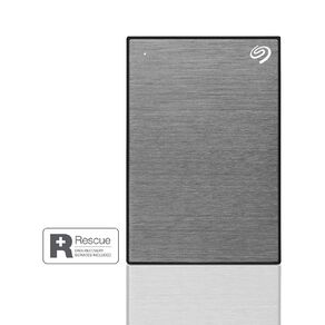 Seagate 1TB One Touch Portable - Space Grey