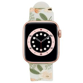 Rifle Paper Co. 38-40mm Apple Watch Band Wild Flower