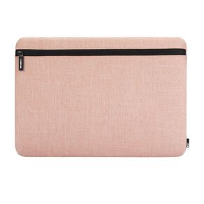 """Incase Carry Zip Sleeve For 15"""" Laptop - Blush Pink"""