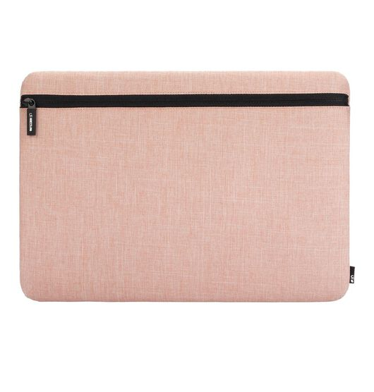 "Incase Carry Zip Sleeve For 15"" Laptop - Blush Pink"