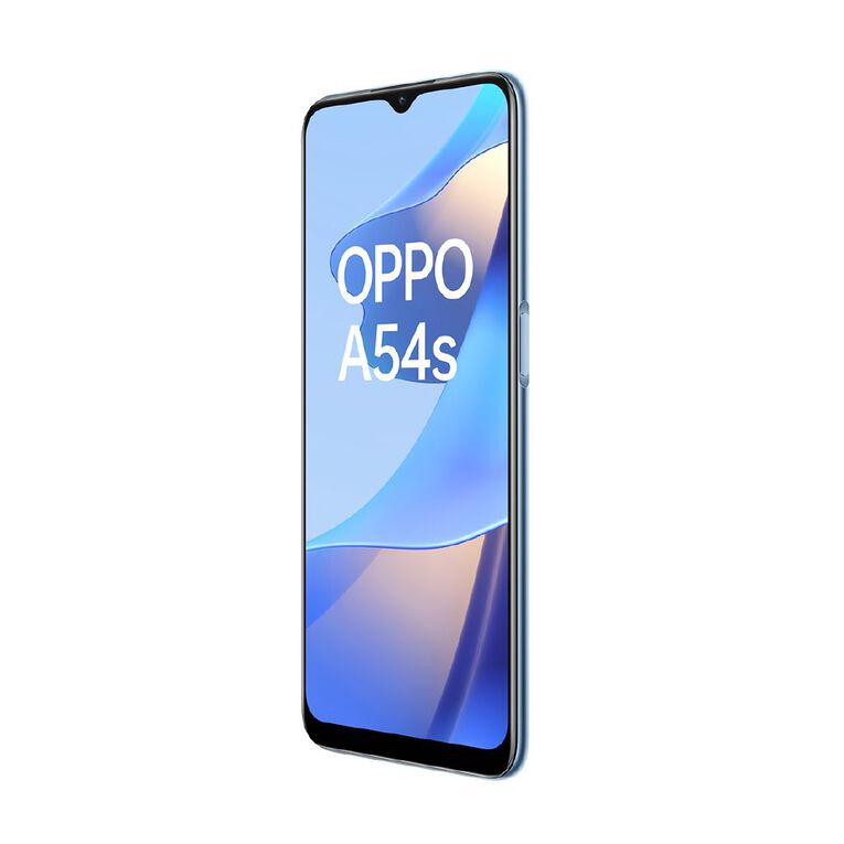 OPPO A54s - Pearl Blue, , hi-res