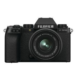 Fujifilm X-S10 Mirrorless Camera with 15-45mm Lens