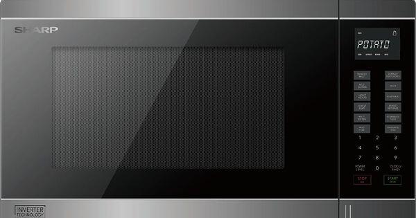 Sharp 34 Litre Inverter Microwave