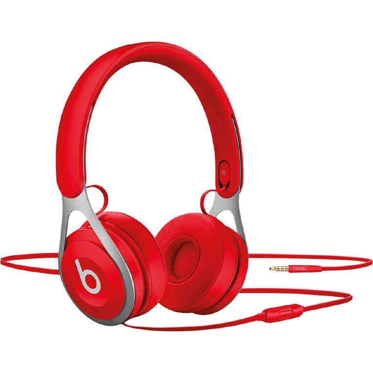 Beats EP On-Ear Headphones - Red, , hi-res