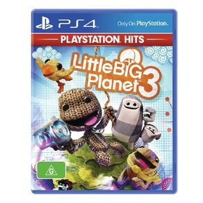 PlayStation 4 HITS Little Big Planet 3
