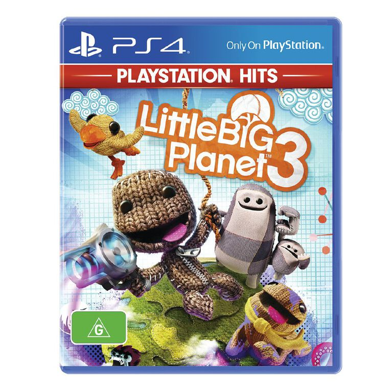PlayStation 4 HITS Little Big Planet 3, , hi-res