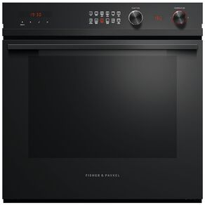 Fisher & Paykel 60cm Dark Stainless Steel Pyrolytic Wall Oven