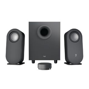 Logitech Z407 Computer Speakers with Subwoofer and Wireless Control